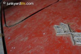 Racing-themed emblems helped make the Corvette a legend.