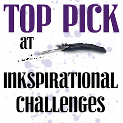 Inkspirational Top Pick !  June 27, 2015