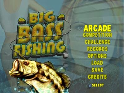 Big Bass Fishing PS1 ISO - Download Games Area51
