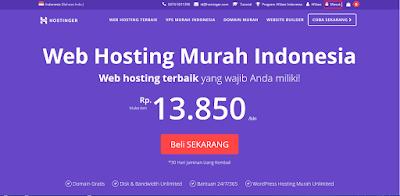Cara Upload Hosting di Hostinger.co.id