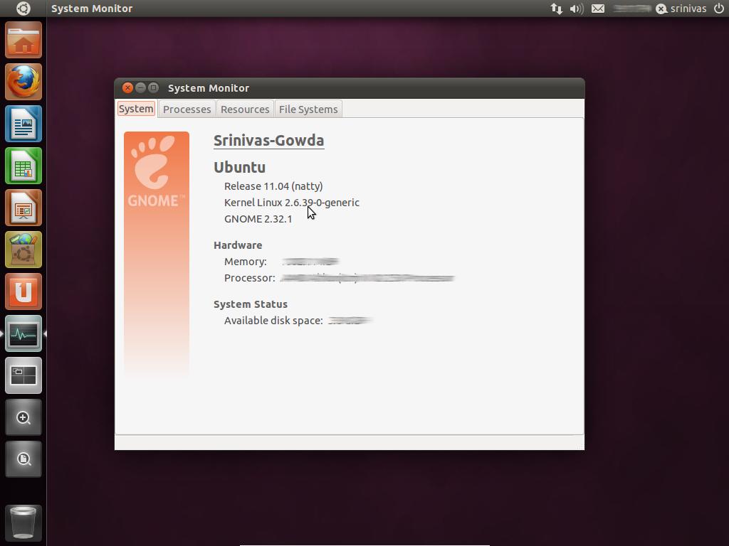 Ubuntu 11 04 Upgrade Linux Kernel to 2 6 39 0   Solancer