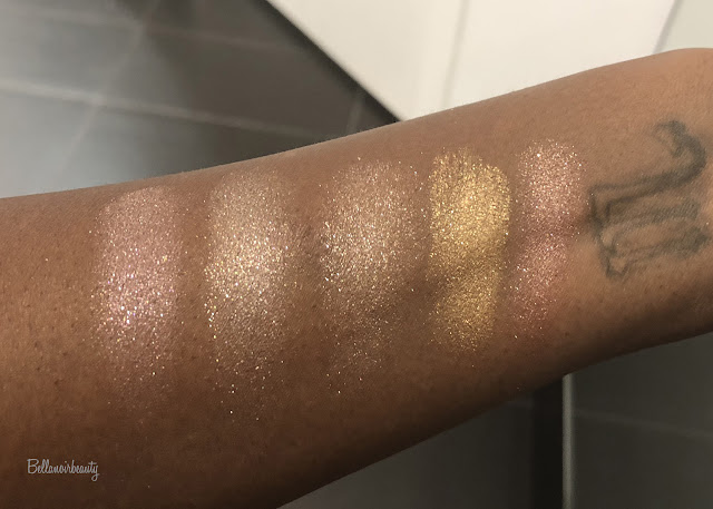 Hourglass Scattered Light Glitter Eyeshadow | bellanoirbeauty.com