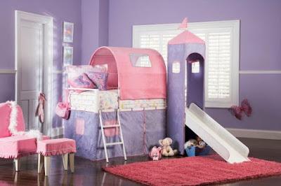 Dekorasi Kamar Tidur Anak yang Unik dan Lucu