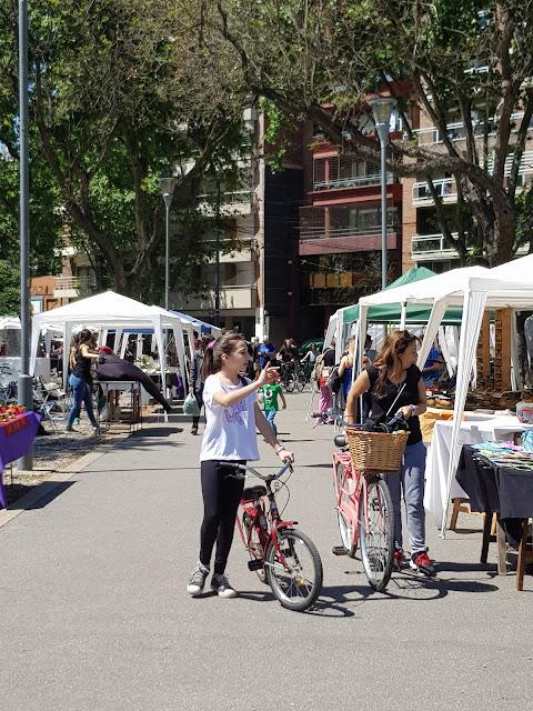 Mercado Retro, Mercado La Huella, Rosario, Argentina, Mercados, Elisa N, Blog Viajes, Lifestyle, Travel, TravelBlogger, Blog Turismo, Viajes, Fotos, Blog LifeStyle, Elisa Argentina
