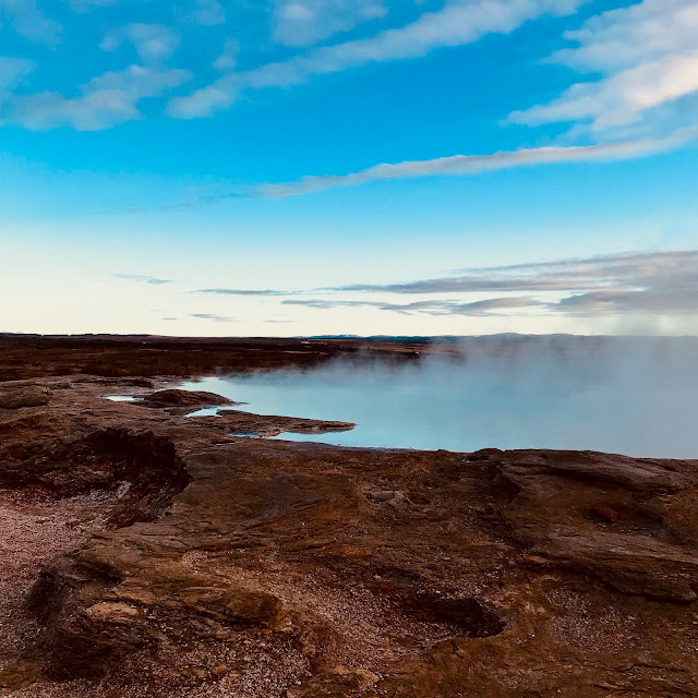 Geysir, The Golden Circle, Travel, Iceland, geography, nature