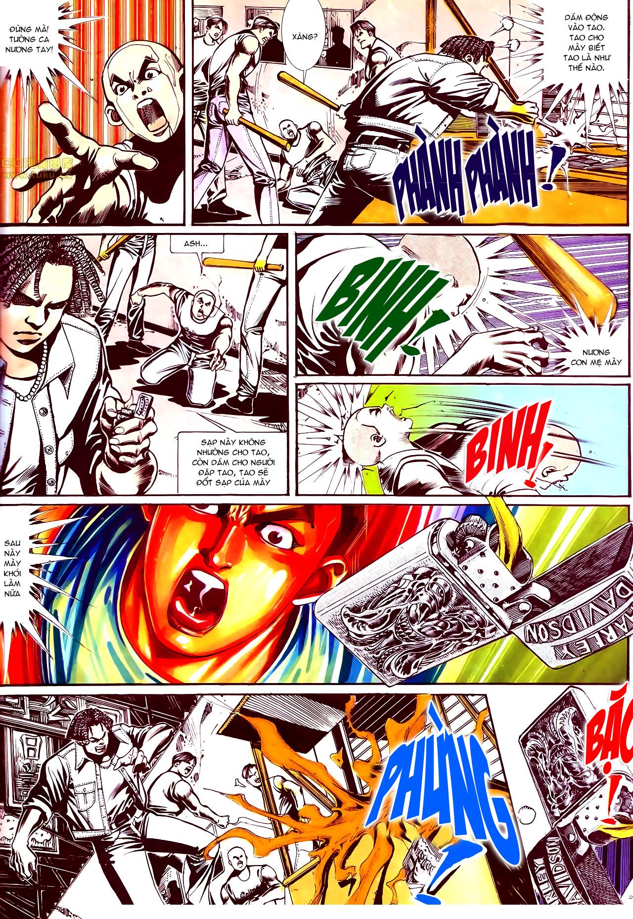 Người Trong Giang Hồ chapter 150: ai không yêu anh hùng trang 12