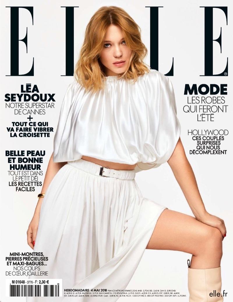 Ultra Tendencias: Lea Seydoux se muestra adorable con diseños de ...