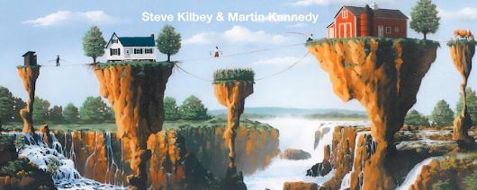 Steve Kilbey and Martin Kennedy: New Website
