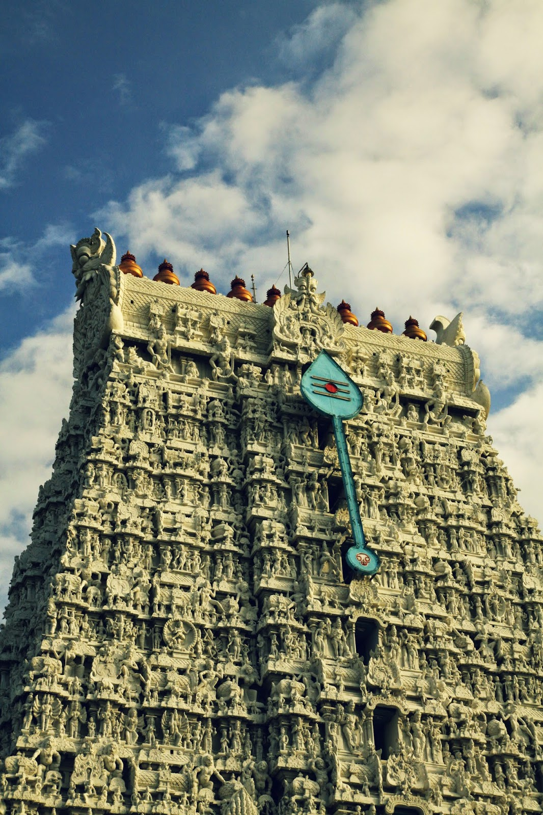 Thiruchendur Temple Gopuram