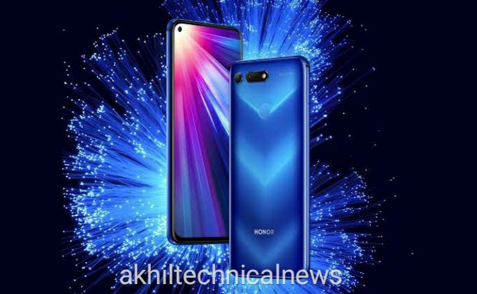 Honor V20 launched See Specification, features and price
