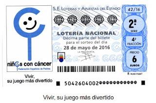 loteria nacional sabado 28 de mayo de 2016