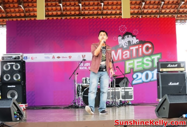 MaTiC Fest 2013, Locals and Tourists, Matic, malaysia tourism center, Karaoke competition, singing competition, karaoke
