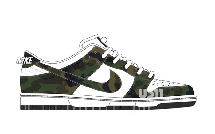 60d9fdb297b6 Nike SB Dunk Low Pro  White Camo  - Sneaker News   Review
