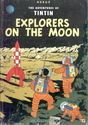 Download free ebook Tintin and the Explorers on the Moon pdf