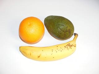 Avocado banana portocala retete culinare,