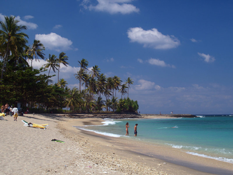 wisata lombok # pantai senggigi