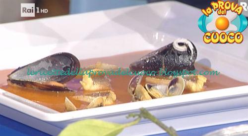 Zuppa di pesce ricetta Pascucci da Prova del Cuoco