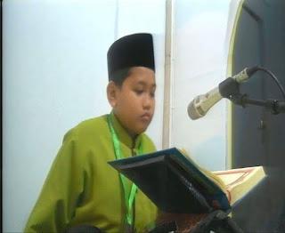 MTQ Nasional XXVI NTB 2016 - Tilawah Anak-Anak Putra (Ahmad Fadhil - Surat Al-Imron Ayat 33)