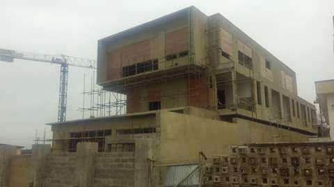 Governor Amosun building billion naira mansions while owing workers - Emmanuel Ojo