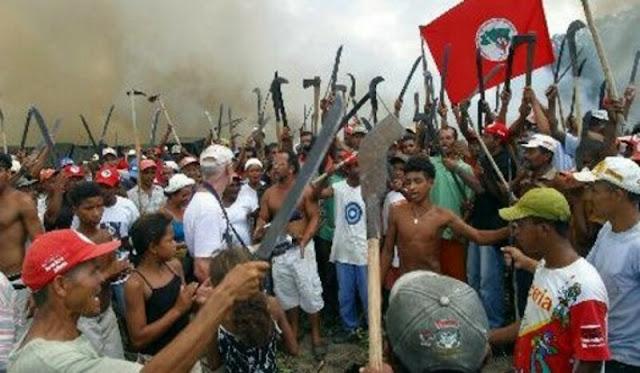 Número de invasões de terra caem durante o governo Bolsonaro