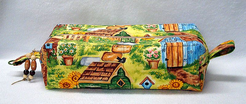 Amazon.com: Cotton Outhouse Garden Outhouses Flowers ...   Outhouse Material