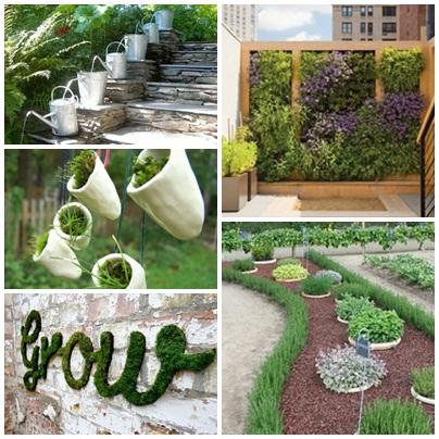 El ba l de madera jardines originales for Imagenes de jardines con estanques