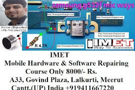 Samsung Galaxy J2 Prime G532F Mic Problem Solution Jumper Ways