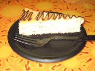 Butterfinger Cheesecake - Sunshine Seasons The Recipes Of Disney Sponge Cake: