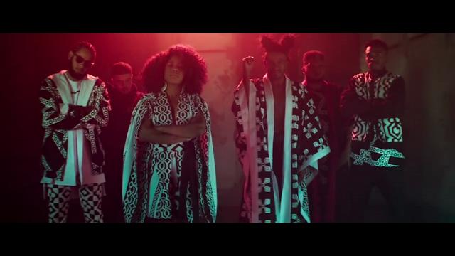 "Emicida lança o teaser do videoclipe da musica ""Mandume"""