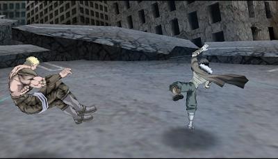 【PSP】北斗神拳拉歐外傳:天之霸王中文版(Hokuto no Ken-Raoh Gaiden-Ten no Haoh)!