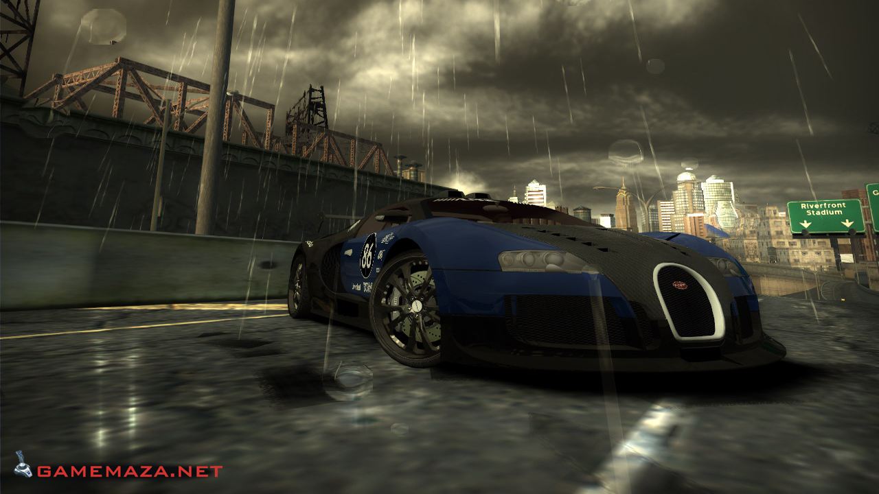 Need For Speed Most Wanted Black Edition 89