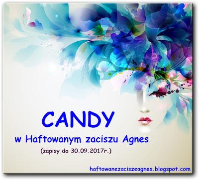 Candy u Agnes do 30.09