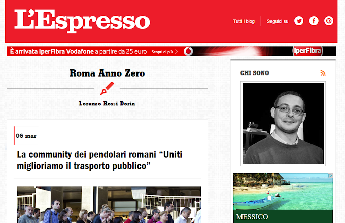 """La community dei pendolari romani """"Uniti miglioriamo il trasporto pubblico"""""""