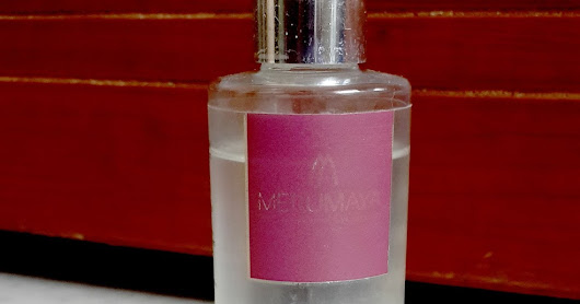 REVIEW: Merumaya Gentle Exfoliating Toner