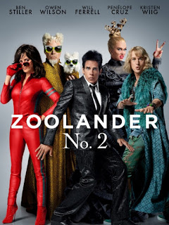 Download Film Zoolander 2 (2016) BRRip 720p Subtitle Indonesia