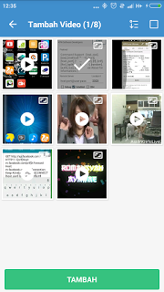 File Multimedia (Video & Photo) Di Android