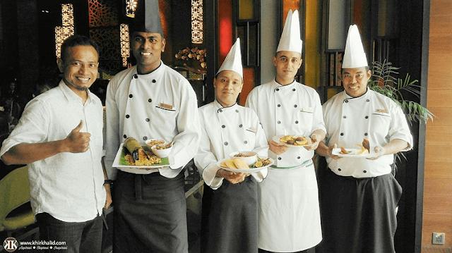 'Jemput Makan' The Resort Café, Sunway Resorts Hotel & Spa,