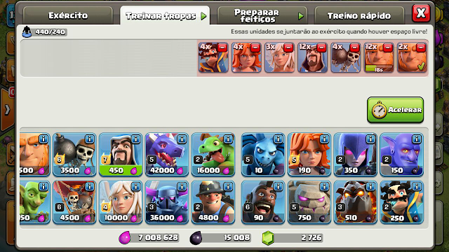 Nova Tropa - New Troop - Clash of Clans