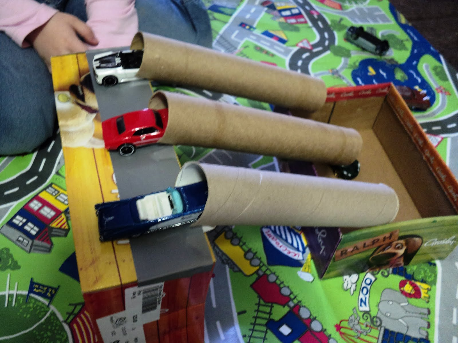 Learning and Exploring Through Play: Toy Car Activities ...