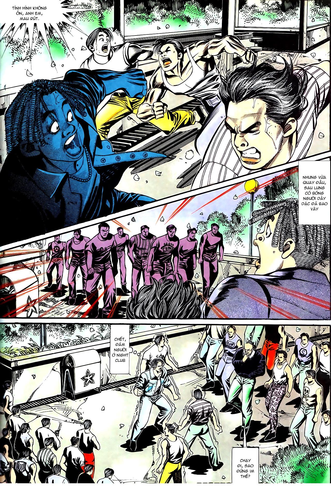Người Trong Giang Hồ chapter 150: ai không yêu anh hùng trang 24