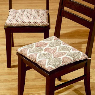 Replacement seats for dining room chairs