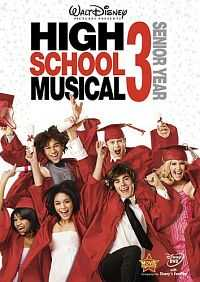 High School Musical 3 Senior Year (2008) Hindi English Movie Download DVDrip