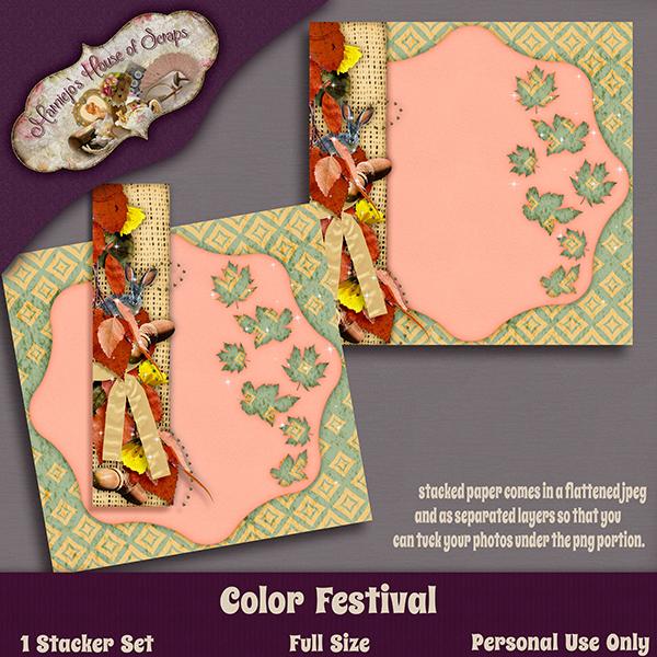 "Manic Monday - ""Color Festival"""