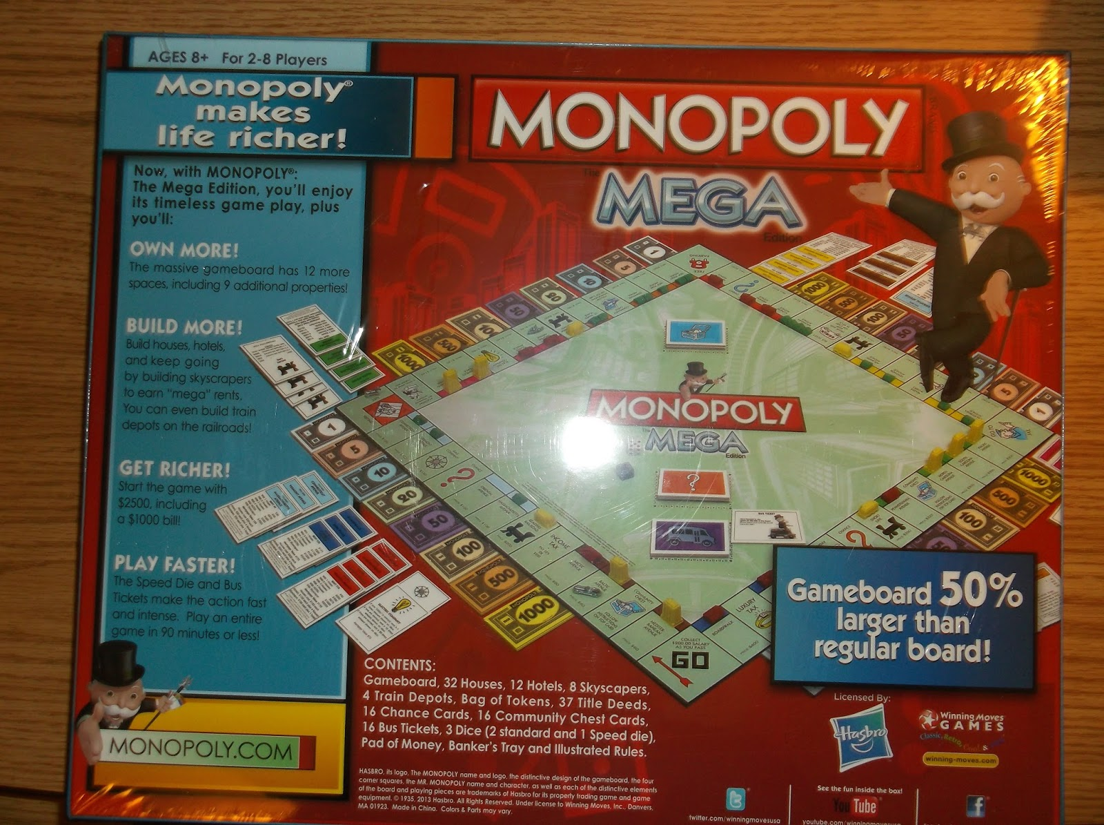 21 unique monopoly board game versions you can buy online.