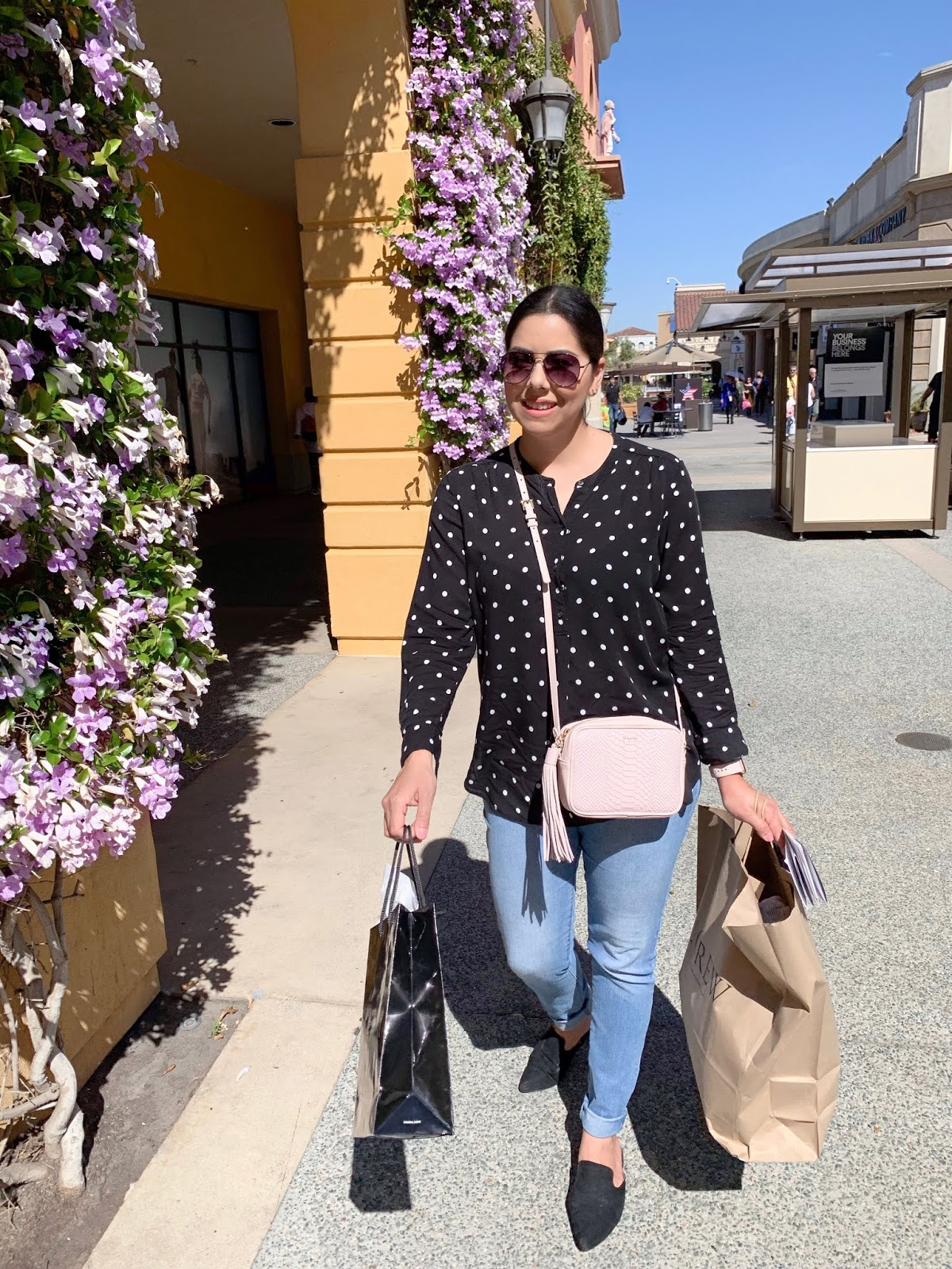 Mother's day shopping at las americas premium outlet, san diego blogger at simon premium outlet