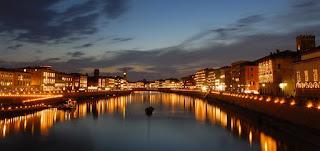 Pisa: Novità Luminara 2011.