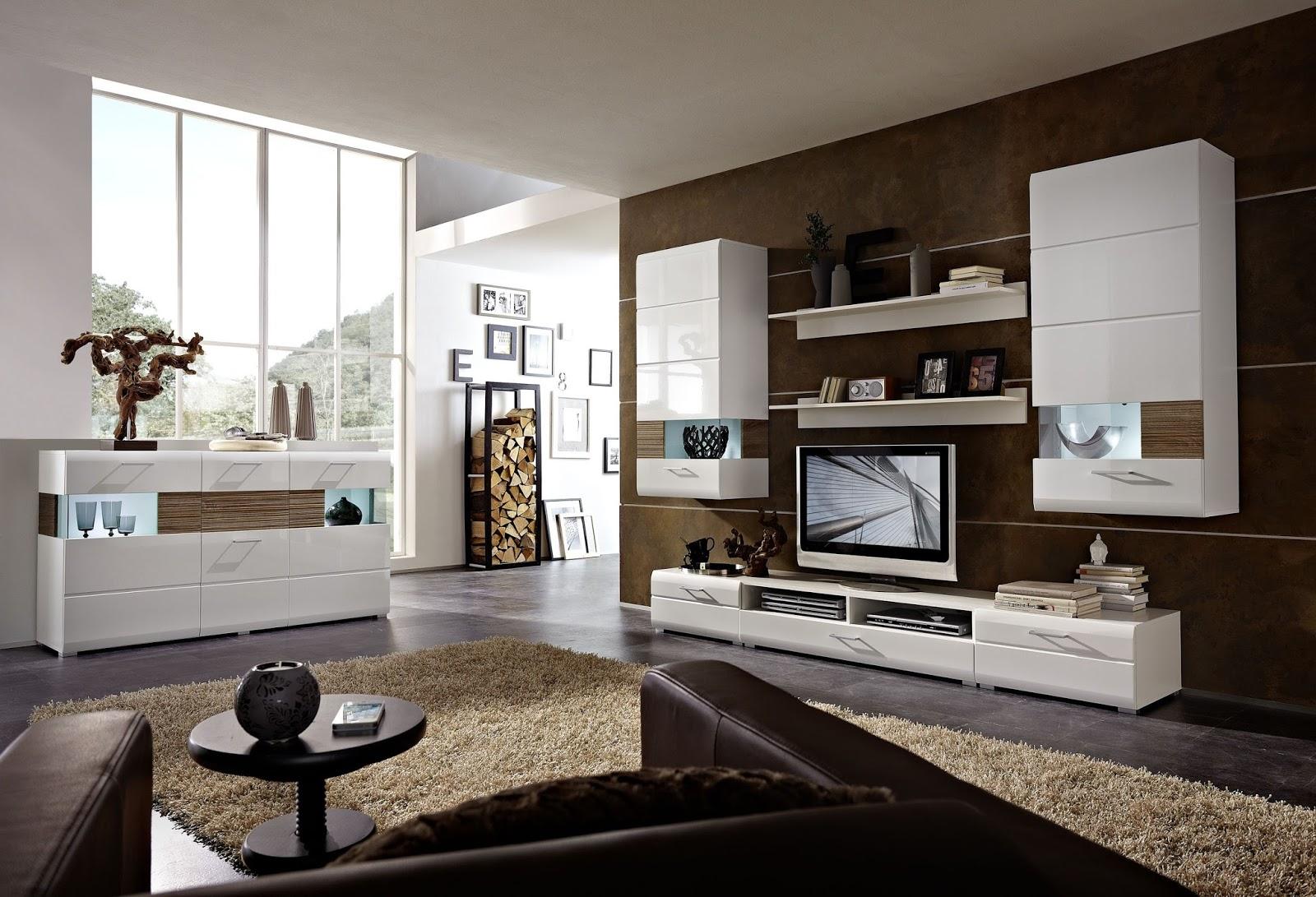 wohnzimmer einrichtung modern - Home Creation