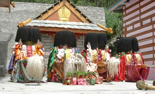 Buddhism Religion in Kinnaur.