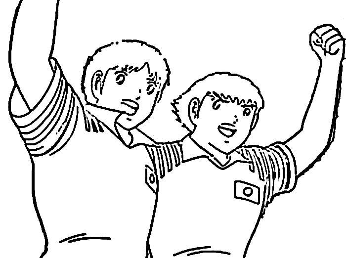 Schede ed attivit didattiche del maestro fabio per la for Disegni calciatori da colorare per bambini