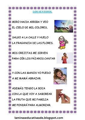 POESIA DE LOS SENTIDOS